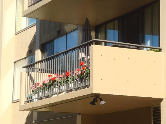 Apartment Railing